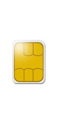 Nano SIM & €55 Credit (for iPhone 5)