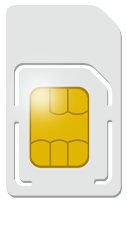 Data Only SIM + 75MB (for iPads, Tablets & Dongles)